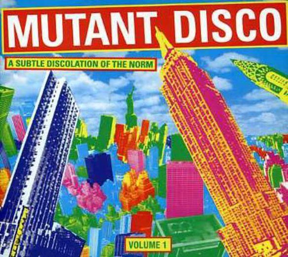 Mutant Disco 1 / Various