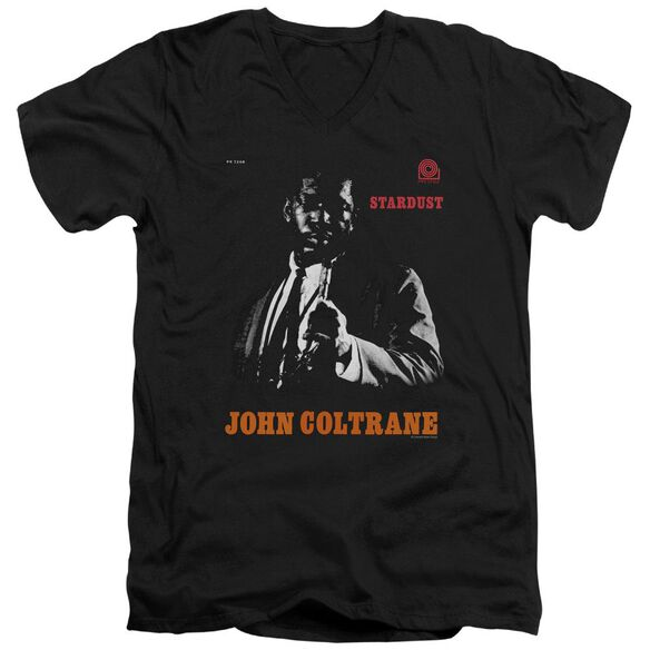 John Coltrane Coltrane Short Sleeve Adult V Neck T-Shirt