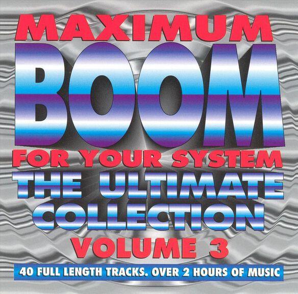 Maximum Boom V3 899