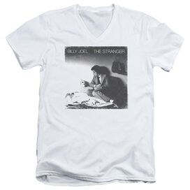 Billy Joel The Stranger Short Sleeve Adult V Neck T-Shirt