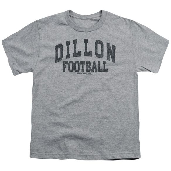Friday Night Lights Dillion Arch Short Sleeve Youth Athletic T-Shirt