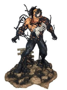 Diamond Select Toys: Marvel Gallery - Venom Comic PVC Statue