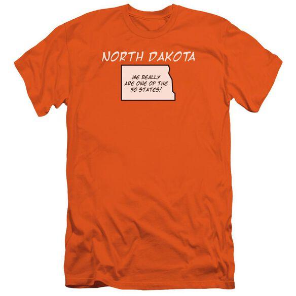 North Dakota Short Sleeve Adult T-Shirt