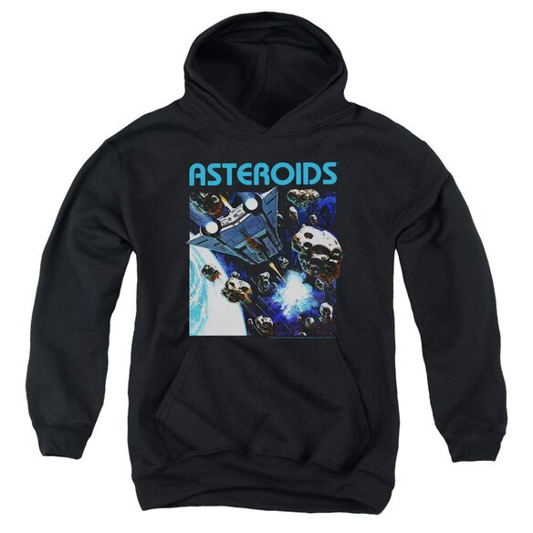 Atari 2600 Asteroids Youth Pull Over Hoodie