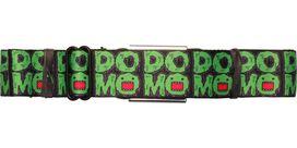 Domo Kun Slime Name Seatbelt Belt