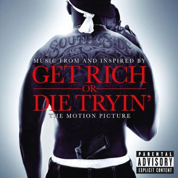 Get Rich Or Die Tryin ( 50 Cent ) / O.S.T.