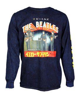 Beatles Kanji Long Sleeve T-Shirt