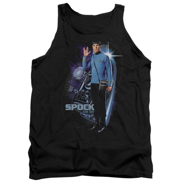 Star Trek Galactic Spock Adult Tank