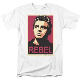 Dean Rebel Campaign Short Sleeve Adult T-Shirt