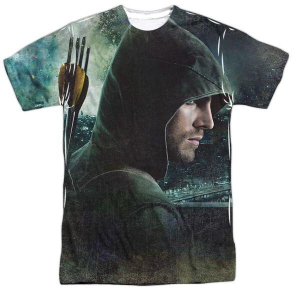 Arrow Hero Short Sleeve Adult Poly Crew T-Shirt