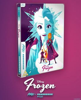 Frozen [Limited Edition Blu-ray Mondo x Steelbook]