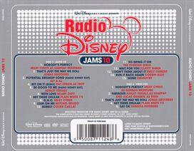Various Artists - Radio Disney Jams, Vol. 10