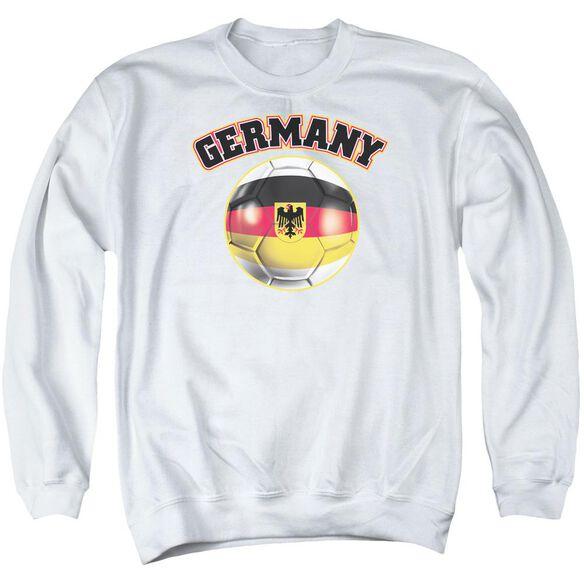 Germany Adult Crewneck Sweatshirt