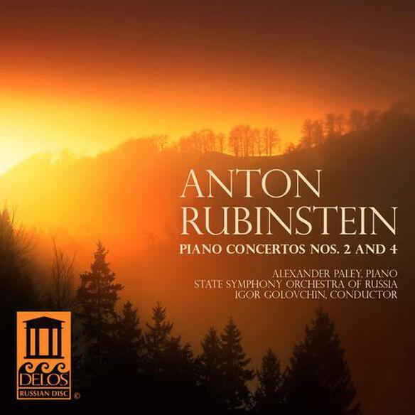 Piano Concertos Nos 2 & 4