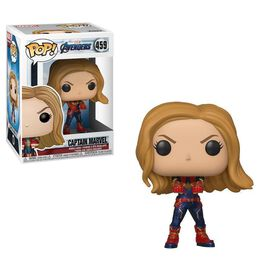 Funko Pop!: Marvel Avengers Endgame - Captain Marvel