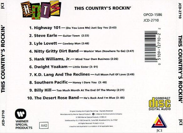 This Countrys Rockin 0390