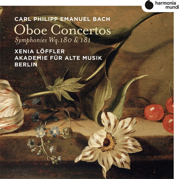 Xenia Löffler - C.P.E. Bach: Oboe Concertos