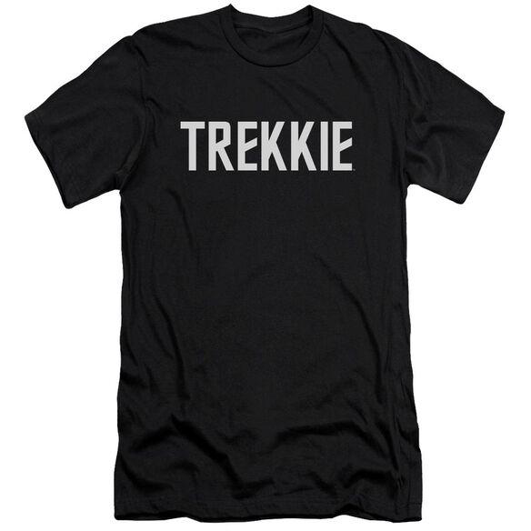 Star Trek Trekkie Premuim Canvas Adult Slim Fit