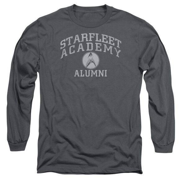 Star Trek Alumni Long Sleeve Adult T-Shirt