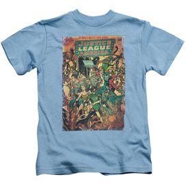 Jla No 212 Vintage Short Sleeve Juvenile Carolina Blue T-Shirt