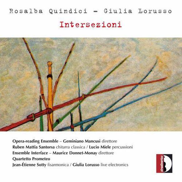 Lorusso/ Mancusi - Intersezioni