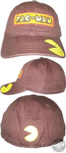 Pacman Brim Hat