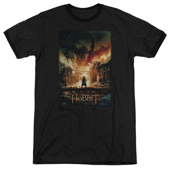 Hobbit Smaug Poster Adult Heather Ringer