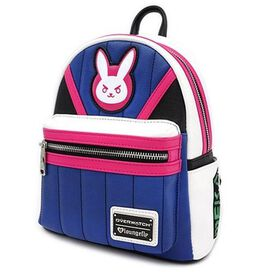 Overwatch D.Va Loungefly Mini Backpack