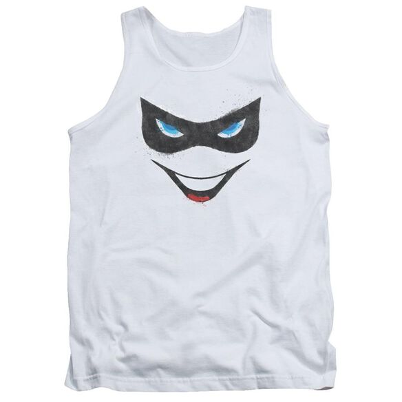 Batman Harley Face Adult Tank