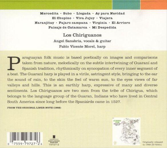 Paraguay:Guarani Songs &