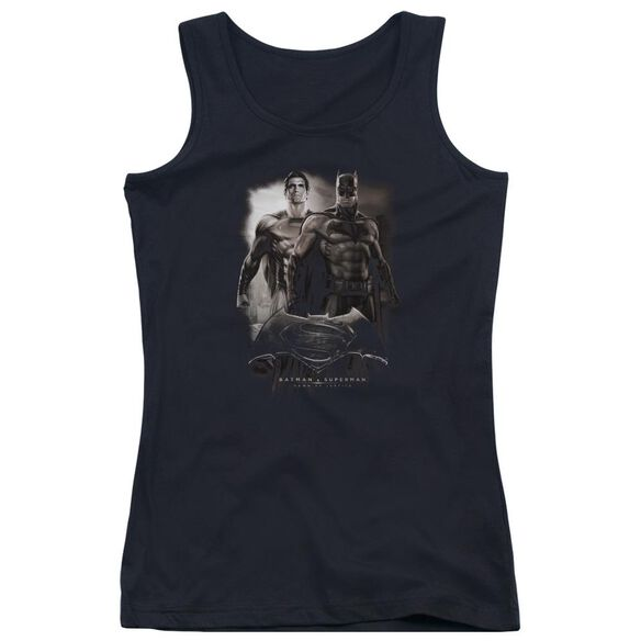 Batman Vs Superman Dawn Juniors Tank Top