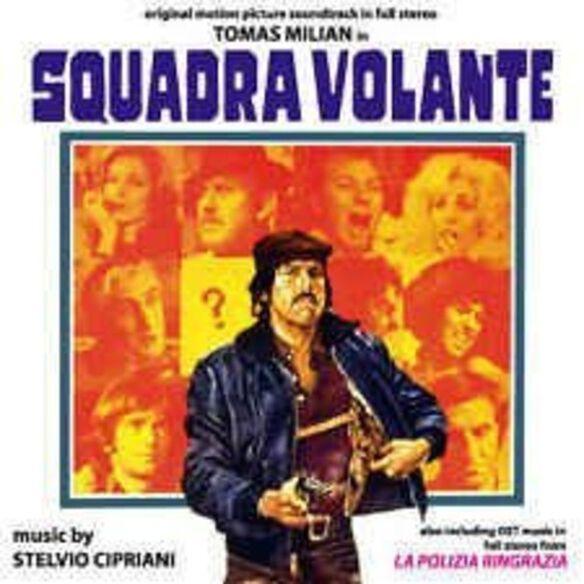 Squadra Volante/ O.S.T. - Squadra Volante (Emergency Squad) (Original Soundtrack)