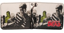 Walking Dead Comic Governor Bifold Wallet