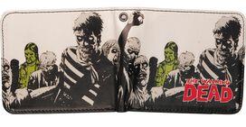 Walking Dead Comic Governor Bifold Wallet