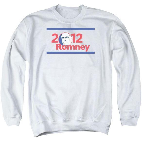 2012 Romney Adult Crewneck Sweatshirt