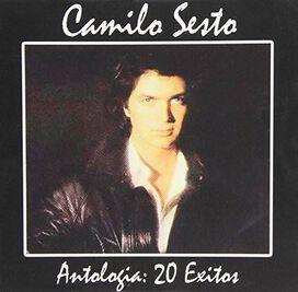 Camilo Sesto - Ántologia: 20 Exitos