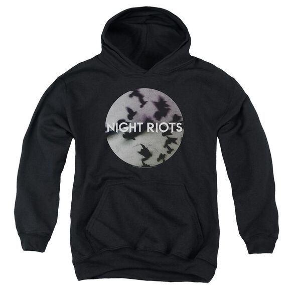 Night Riots Flock Youth Pull Over Hoodie
