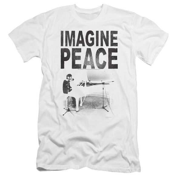 John Lennon Imagine Premuim Canvas Adult Slim Fit