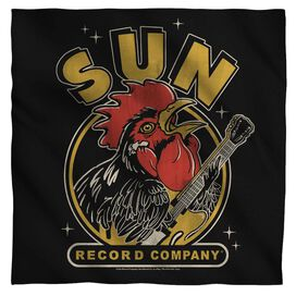 Sun Rocking Rooster Bandana