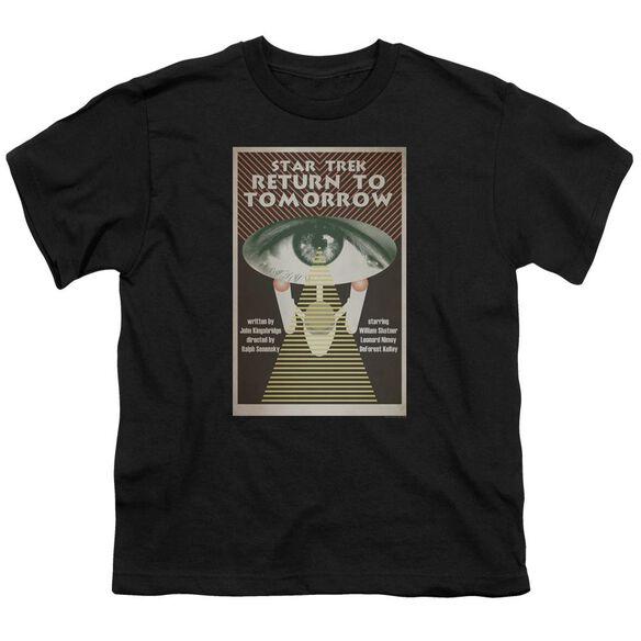 Star Trek Tos Episode 49 Short Sleeve Youth T-Shirt