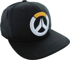 Overwatch Embroidered Logo Snapback Hat