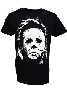 Halloween Michael Myers Glow in the Dark T-Shirt