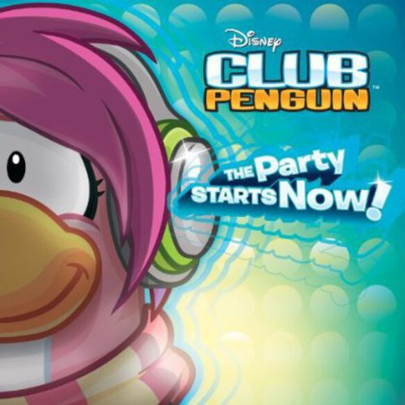 Club Penguin - Party Starts Now