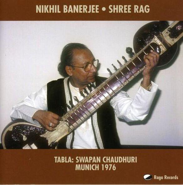 Shree Rag: Live Munich 1976