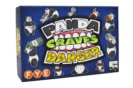 Panda Craves Danger