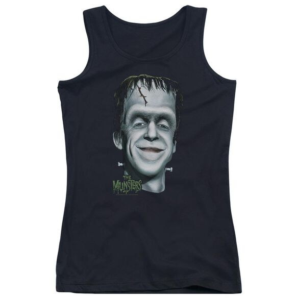 The Munsters Hermans Head Juniors Tank Top