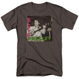 Elvis First Lp Short Sleeve Adult T-Shirt