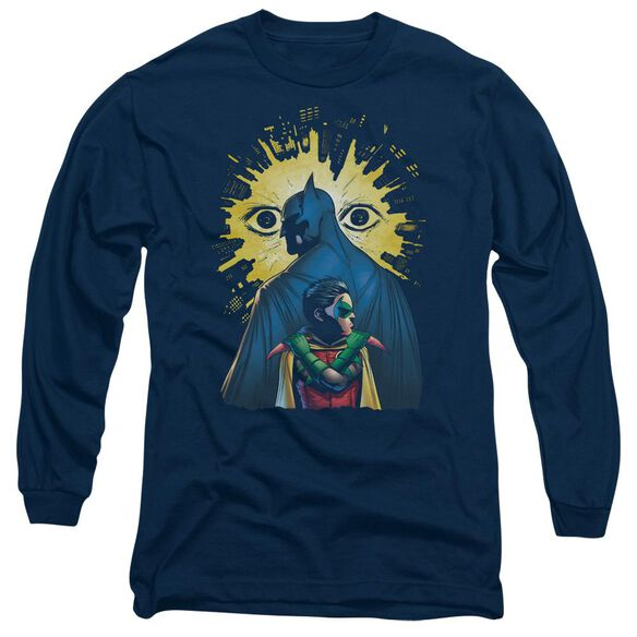 Batman Watchers Long Sleeve Adult T-Shirt