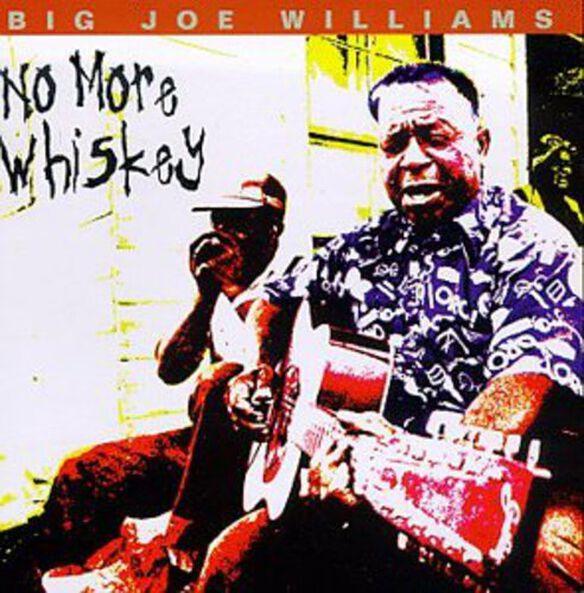 Big Joe Williams - No More Whiskey