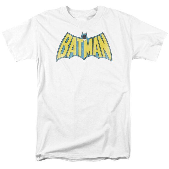 DC CLASSIC BATMAN LOGO-S/S T-Shirt